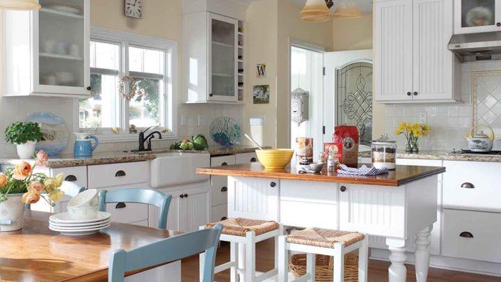 Decorar una casa de campo de estilo ingles cocinas - Cocinas estilo ingles decoracion ...