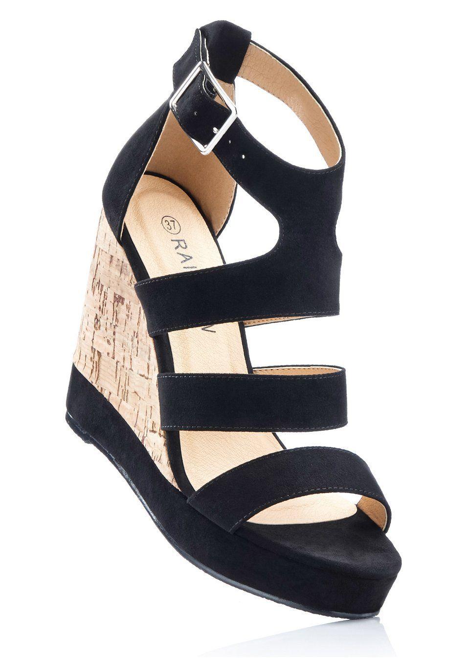 Sandaly Shoes Wedges Fashion