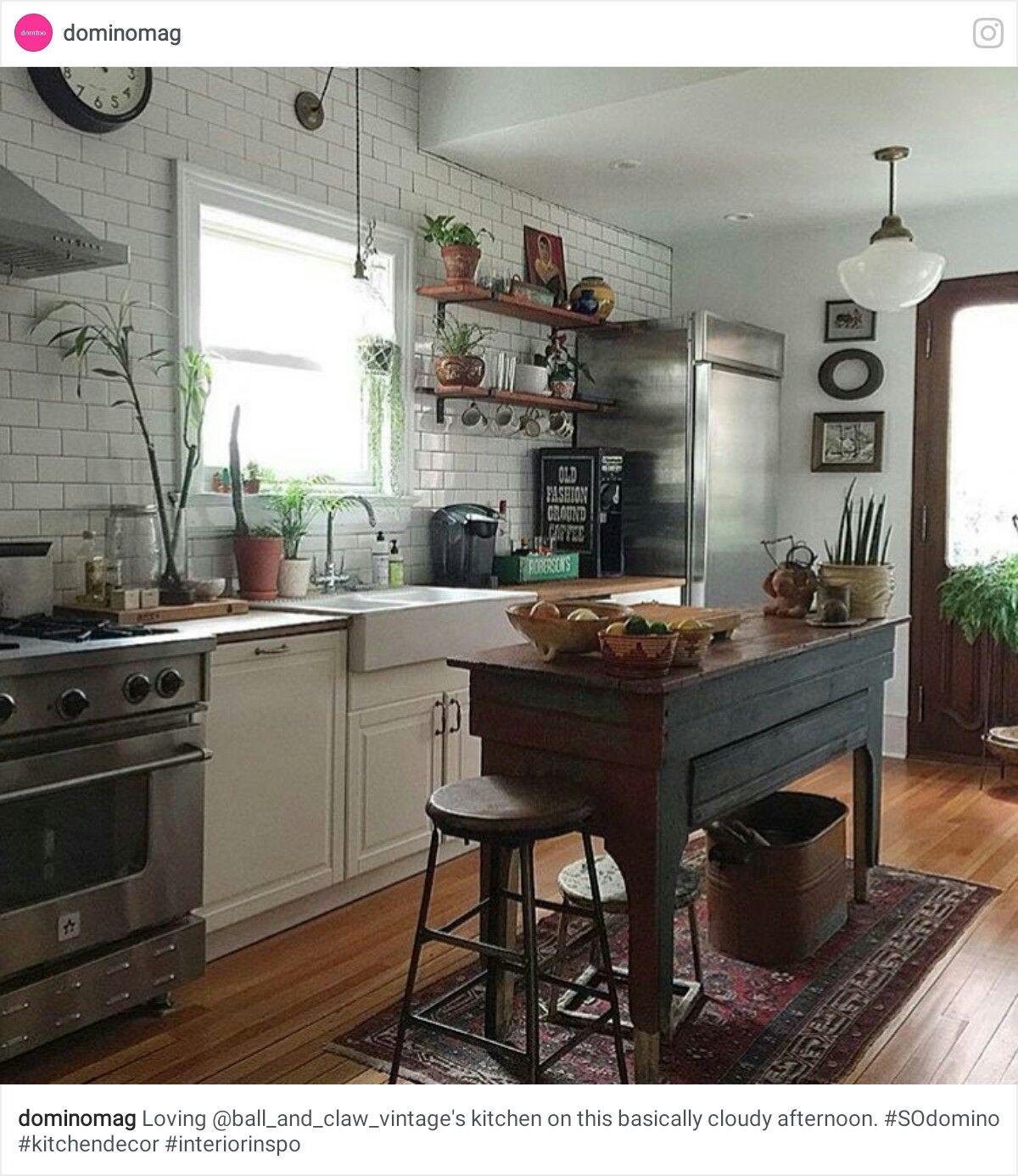 Pin von Yonnie Smith auf Stylish Kitchens - The Farmhouse/Country ...