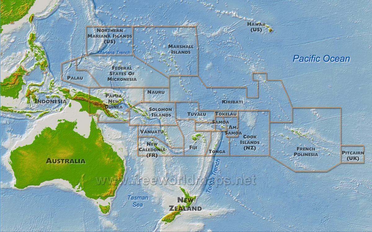 Oceania Latin America Pinterest Latin america
