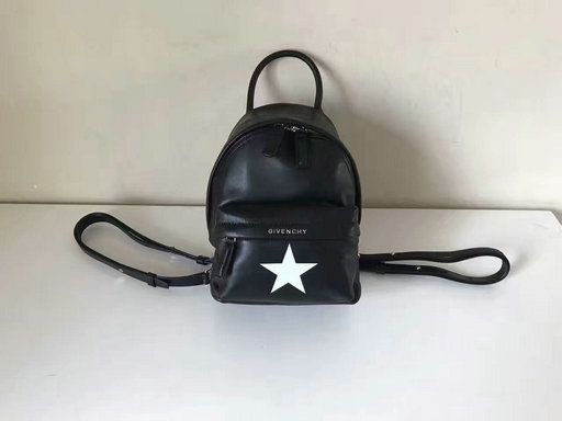 2017 A W Givenchy Nappa Leather Mini Backpack with White Star ... 81c75b86b8fab