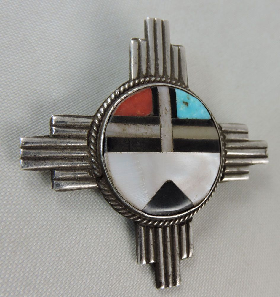 Zia Is The Name For The Sun Face From Zuni Pueblo It Is The Symbol