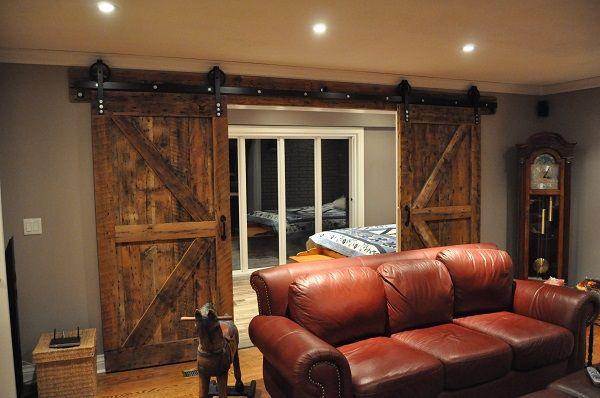 Sliding Barn Doors | Rebarn | Sliding Barn Doors – Barn Door Hardware – Barn Beam Mantels – Salvaged Wood Furniture – Barn Board Sales
