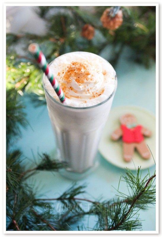 Prime Gingerbread Cookie Milkshake Home Interior And Landscaping Pimpapssignezvosmurscom