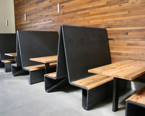 Restaurant Seating Design Pictures Remodel Decor And
