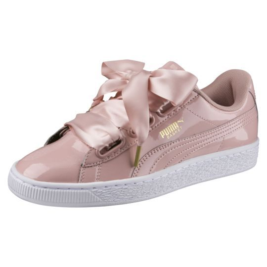 Basket Heart Patent Women's Sneakers | Wishlist April <3 en