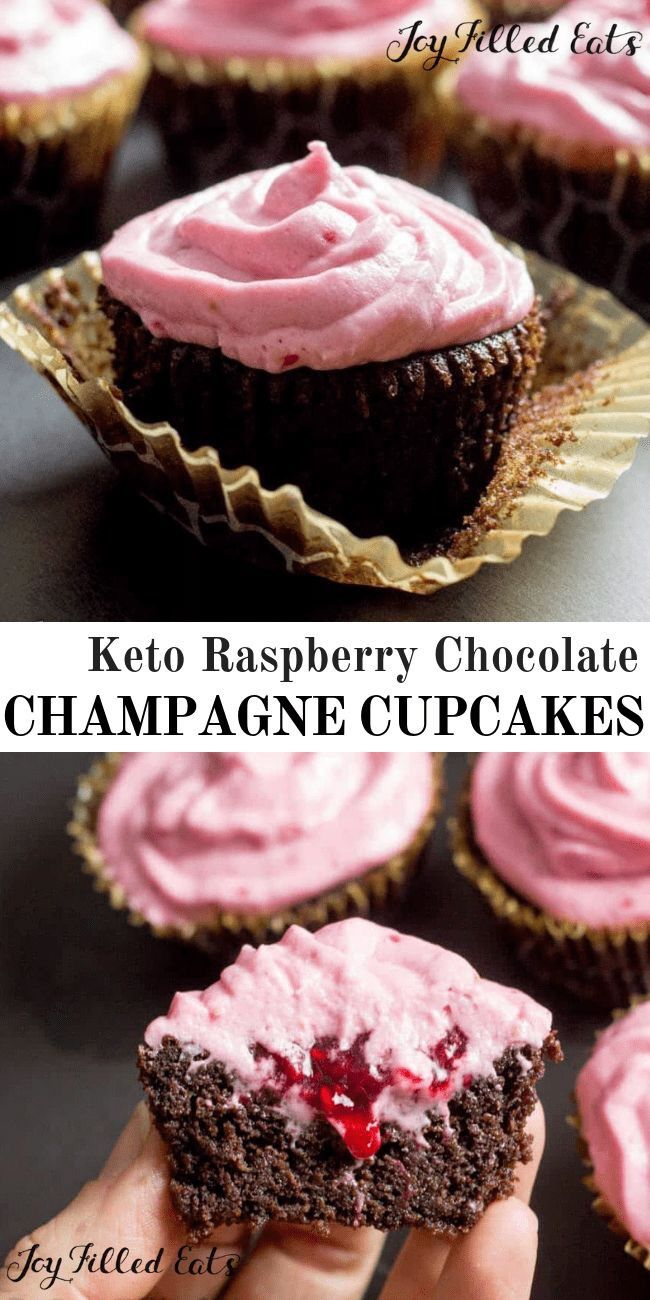 23 Best Low Carb Keto Cupcake Recipes You Need In Your Life #dessertrecipes