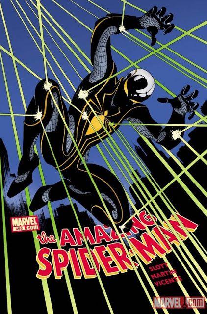 SPIDER-ARMADURA MARK II