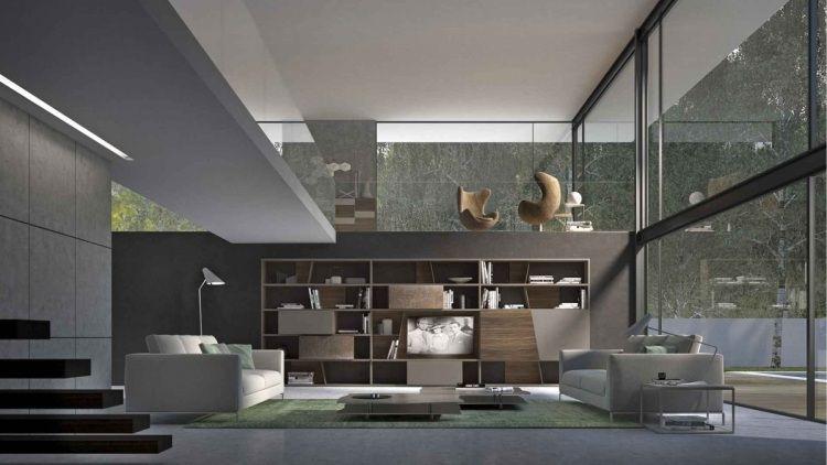 Wohnzimmer Modern Einrichten 22 Designermöbel