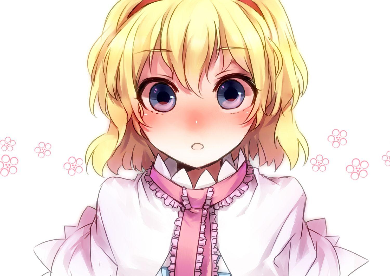 Pin On Alice Margatroid The Wonderful World Of Touhou Iii
