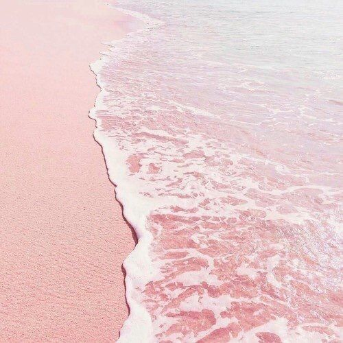 c097f8520 Pink dreamy beach | All things Pastel | Pastel pink, Pink beach ...