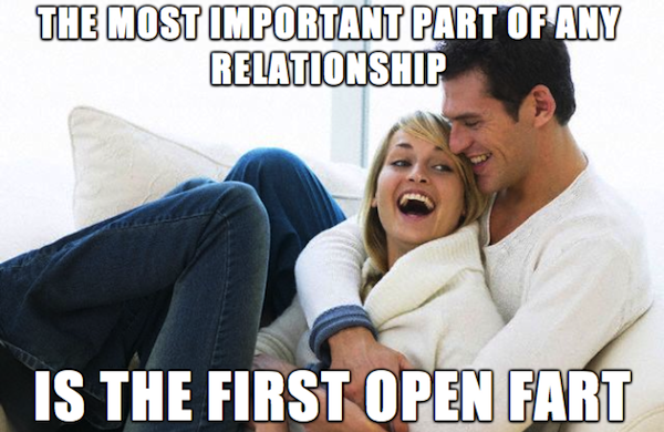 Funny Meme Relationships : Here comes the fart relationship memes