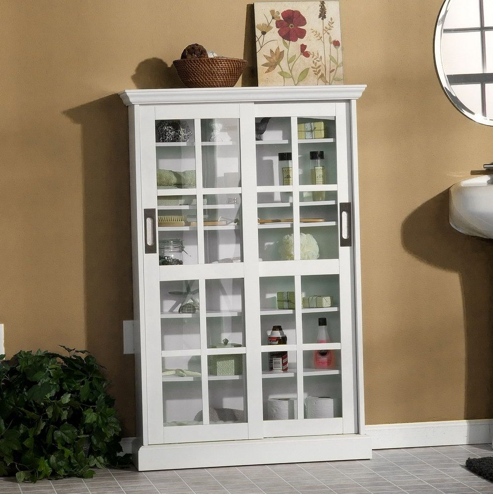 Cd Storage Cabinet With Sliding Glass Doors Httpbetdaffaires