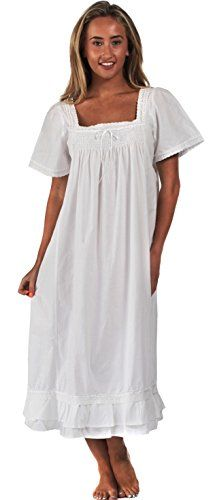 67142b1391 The 1 for U 100% Cotton Short Sleeve Nightgown - Evelyn     CONTINUE