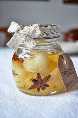 idea regalo per Natale: zuccherini alcolici aromatizzati!