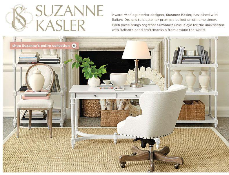 Suzanne Kasler Collection   Ballard Designs