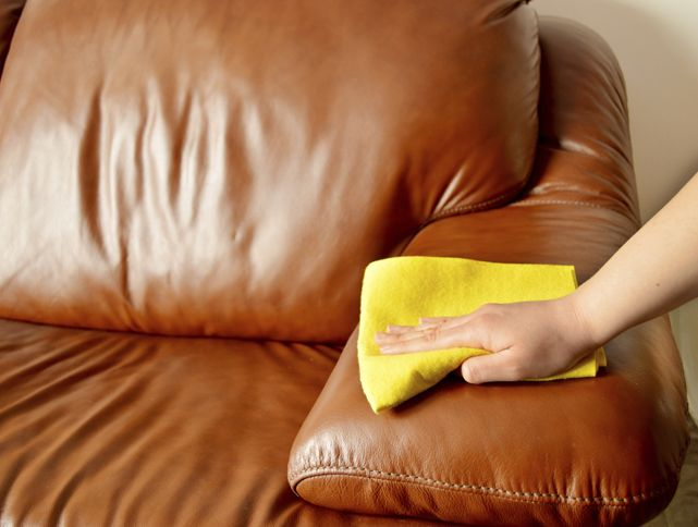 How To Clean And Protect Your Leather Items Cleaning Leather Sofas Cleaning Leather Couch Faux Leather Sofa