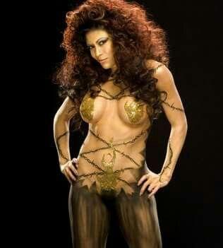 Wwf Nude Body Paint
