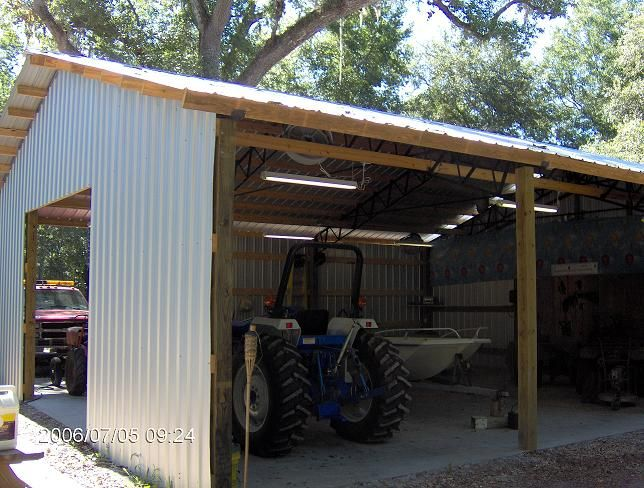 nature coast services llc pole barn kits