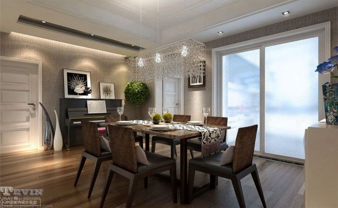 Dining Room Pendant Lighting Casual Dining Rooms Dining Room