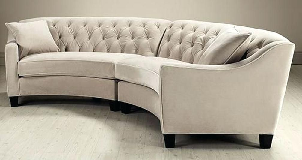 Curved Sofa Ikea Innovative Leather Sofas With