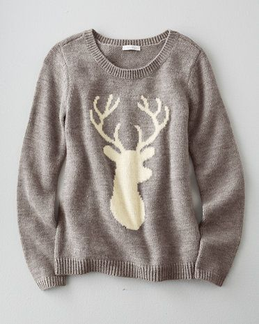 bb6b2c1cdc We designed the cozy winter version of our iconic sweater with new motifs —  animal or botanical — in a pretty woodland theme.
