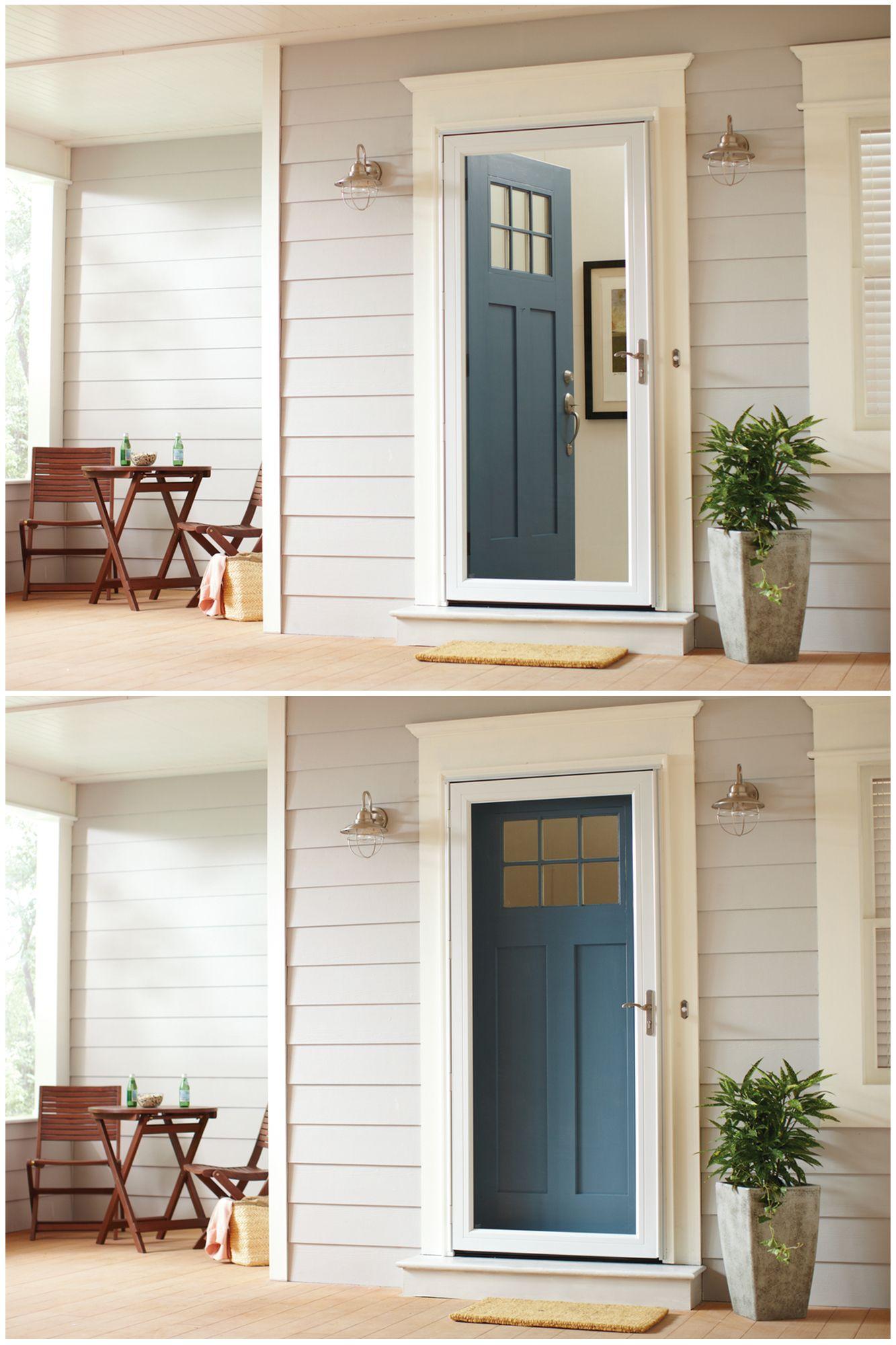 Storm Doors Doors Exterior Doors Andersen Storm Doors Door Color