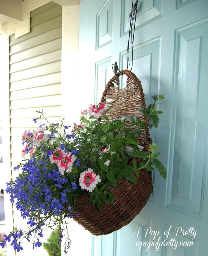 Container Plant Ideas Front Door: Container Gardening Planter Ideas: 10 Fun Ideas For