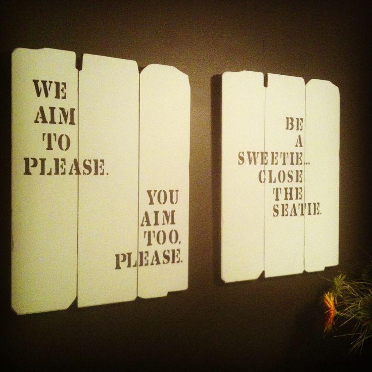 diy Bathroom art haha cute!! | Mom | Pinterest | Bathroom art and Ea