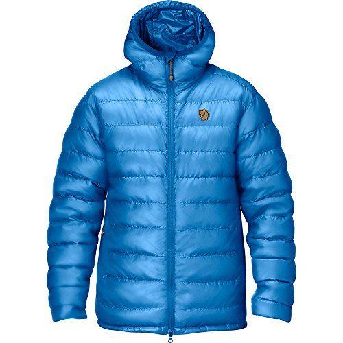 088210627d459 Fjallraven Pak Down Jacket Mens UN Blue F14 Medium -- More info could be  found at the image url.(This is an Amazon affiliate link)
