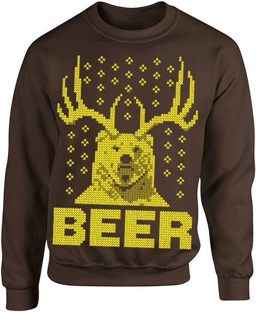 image result for dirty christmas sweaters