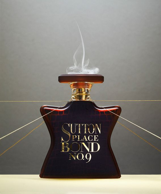 SUTTON PLACE by Bond No.9. 1 out of 10 autumn scents shot by Roberto Greco for www.scentury.com.