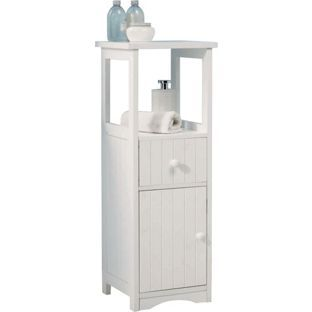 Website Photo Gallery Examples Buy Tongue and Groove Bathroom Storage Unit White at Argos co uk
