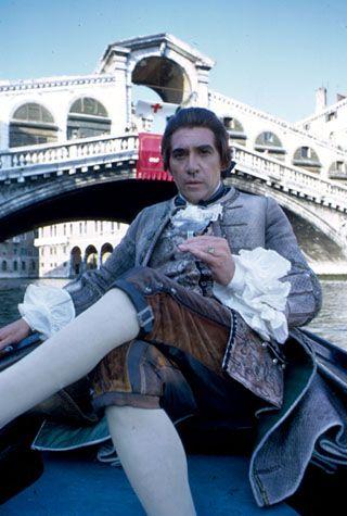 Frank Finlay: Casanova