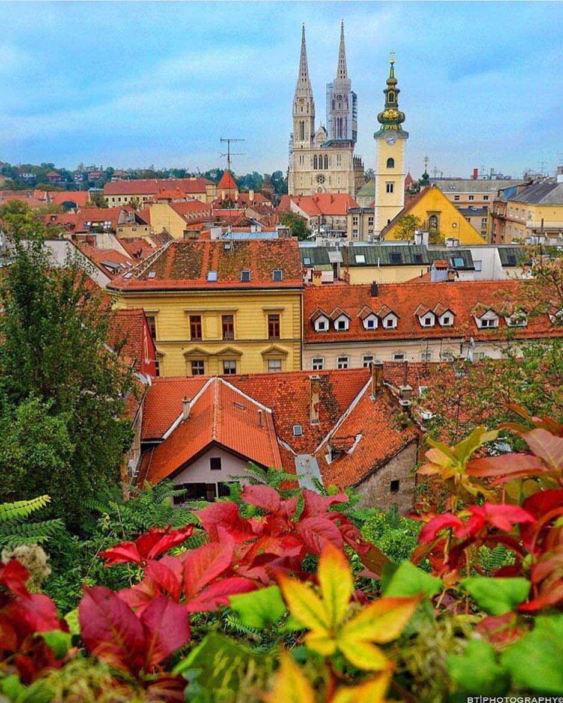 Best City Shots On Somegram Posts Videos Stories Somegram Travel Traveldestinations Placestovisit Zagreb Croatia Photo View Photos Instagram