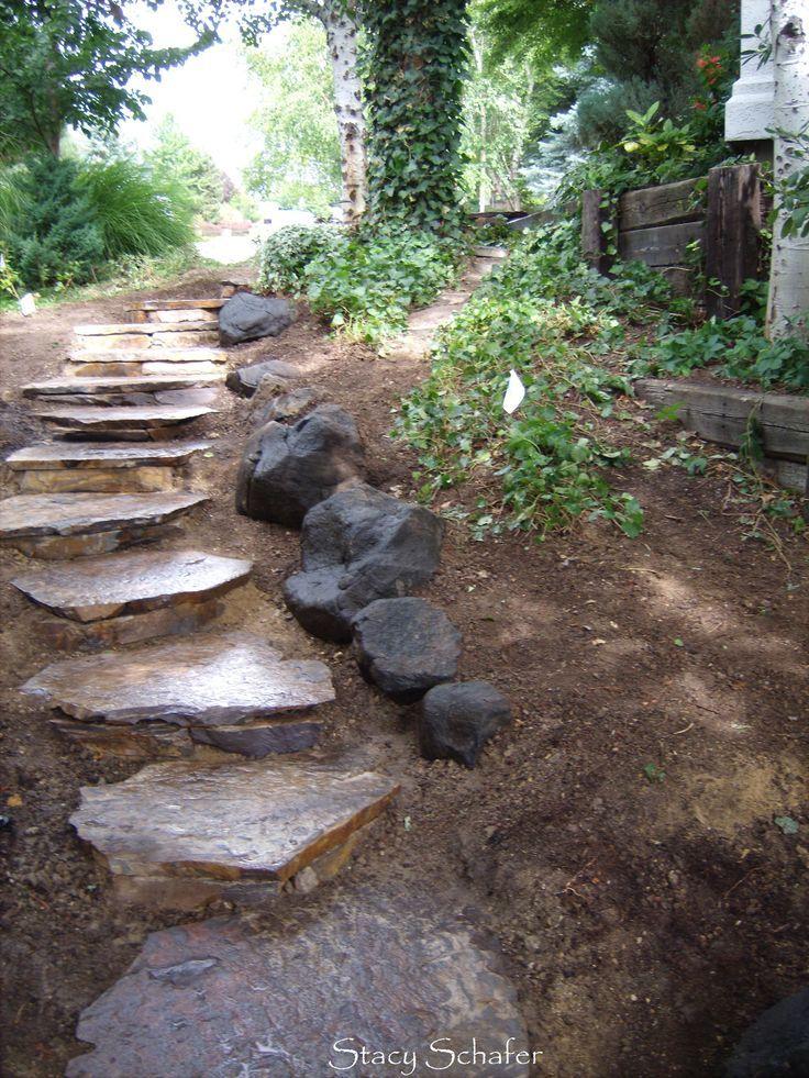 Photo of Garden Paths Hill Perennials