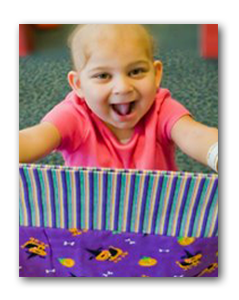 Conkerr Cancer Pillowcase Conkerr Cancera Case For Smiles Goal Is To Give A Bright Cheery