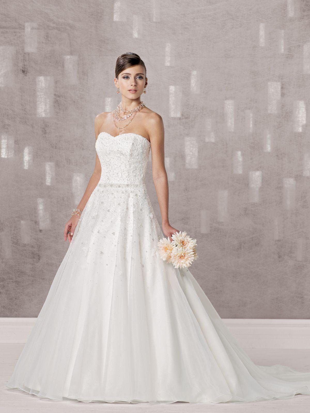 Kathy Ireland for Mon Cheri Bridal » Style No. 231242