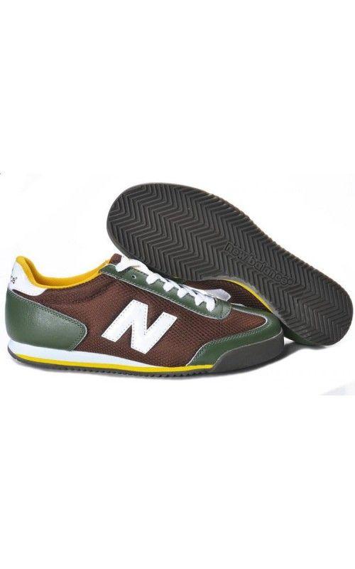New Balance 360 Men Fashion Shoes Brown Green 2014   New balance ...