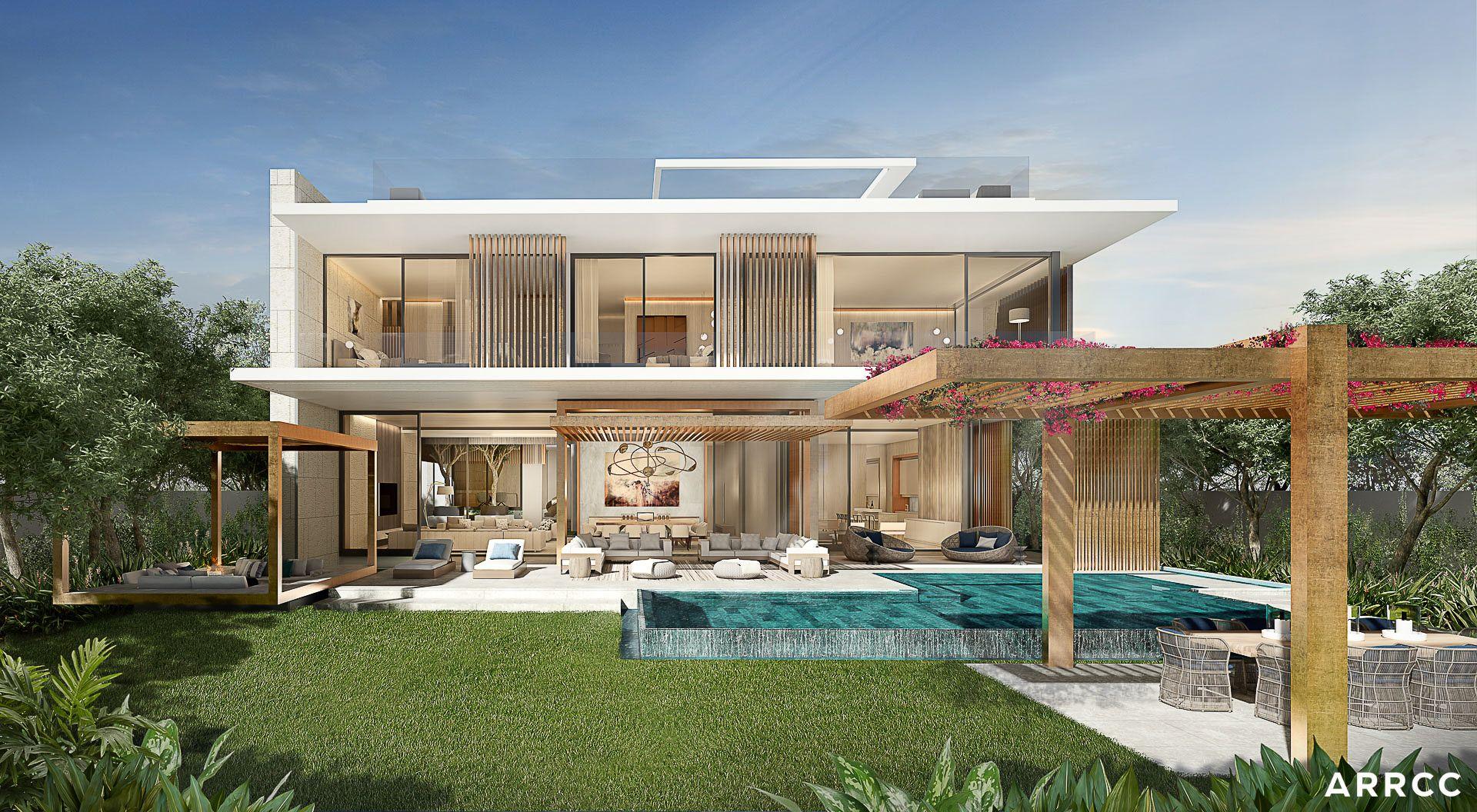 Uae Summer Villa  Arrcc Inspiration, Design Inspiration, Interior Decor,