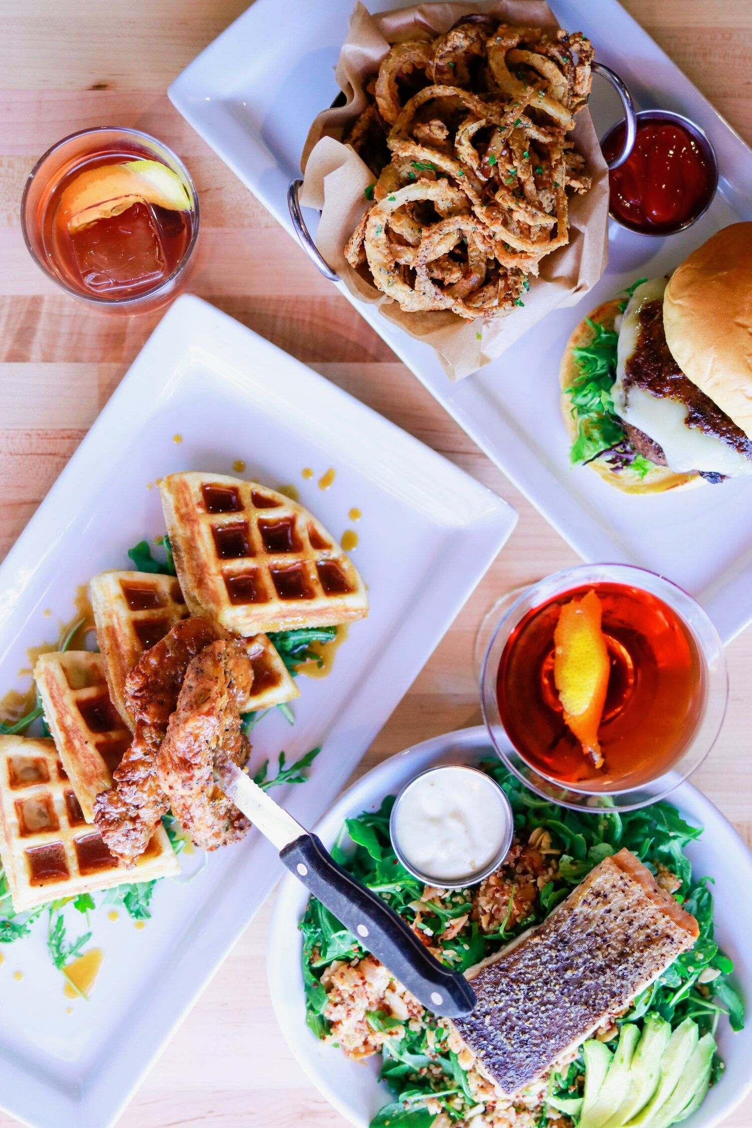 Hideaway Kitchen Bar Comfort Food Southern Chef Inspiration Comfort Food