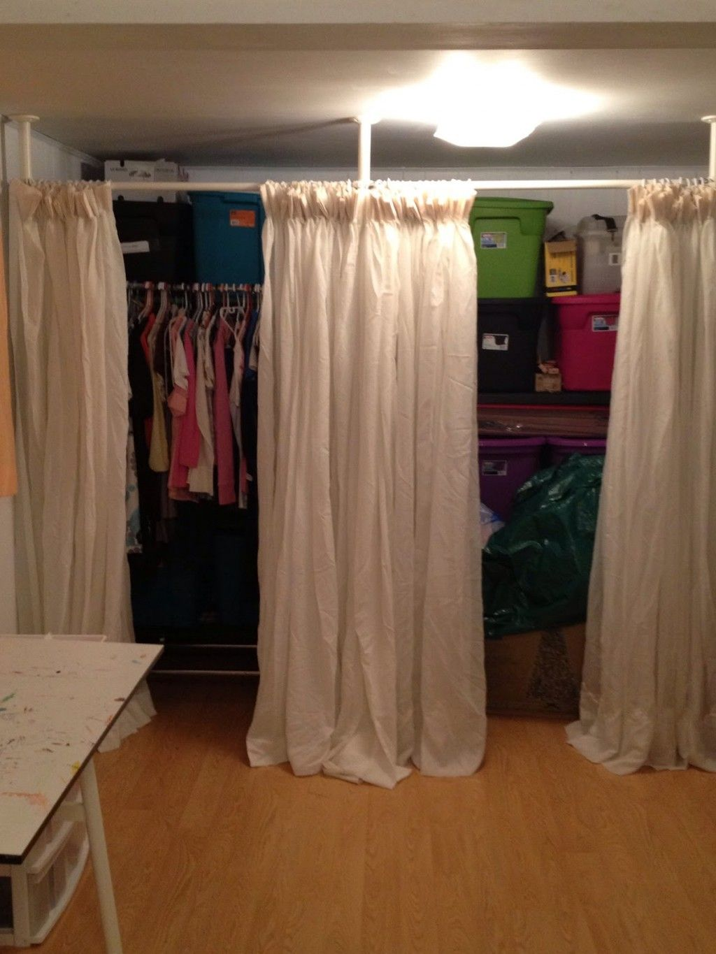Feminine Curtain Rods For Room Dividers And Curtain Room Dividers