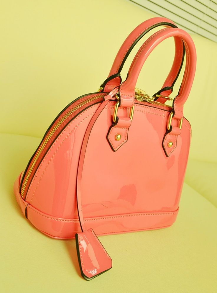 847a174d4980 Pin by Violett on Leather handbags orange in 2019