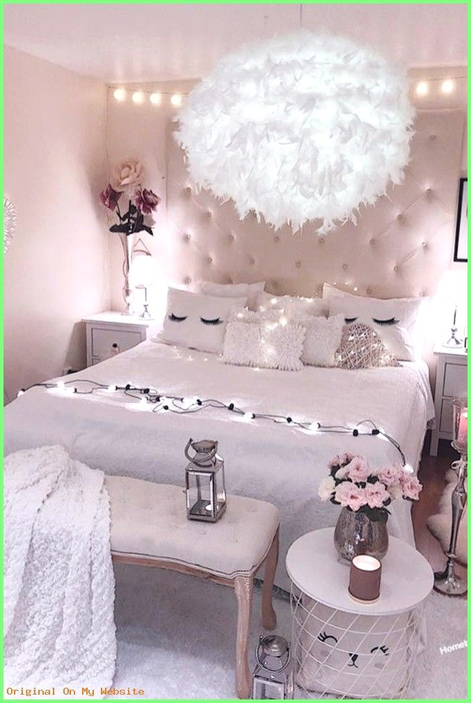 Jugendzimmer: Dreamy Teen Bedroom Idea #roomforgirl #organization Need some teen bedroom idea... images