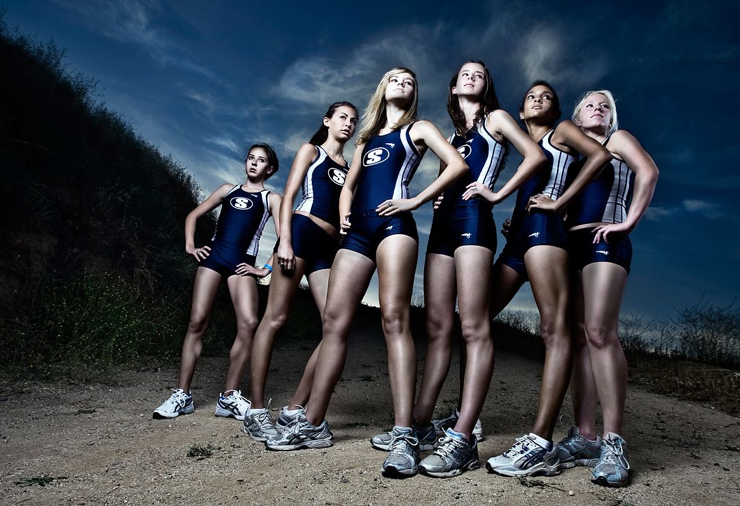 Cross Country Senior Picture Ideas