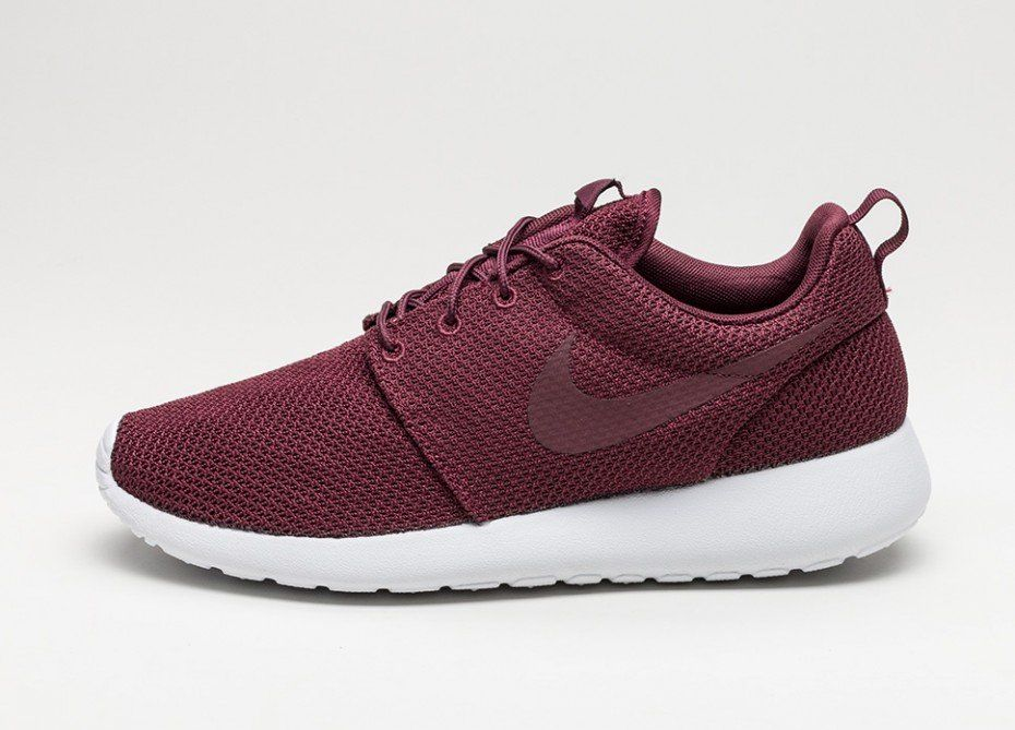 25b22f9af8bc Nike Roshe One (Night Maroon   Night Maroon - White)