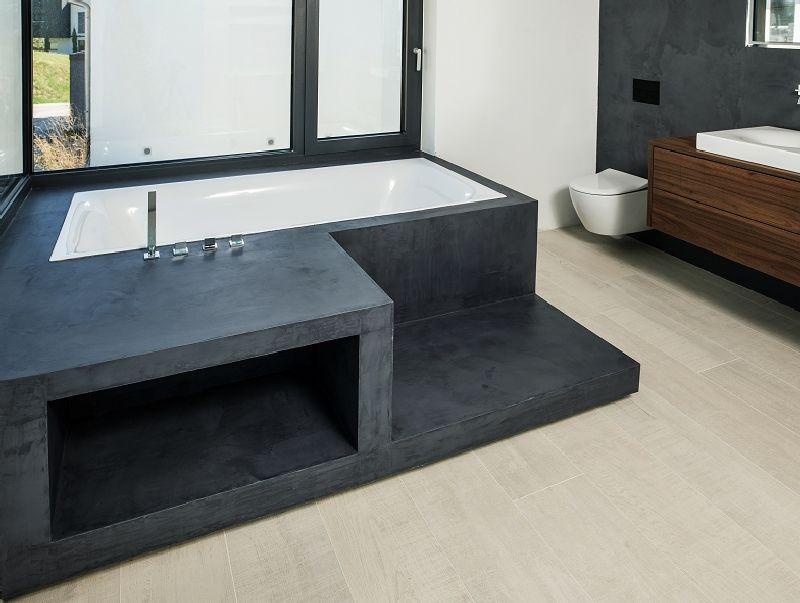 wwwmalerische-wohnideende blog fugenloses-badezimmer-ohne - badezimmerwände ohne fliesen