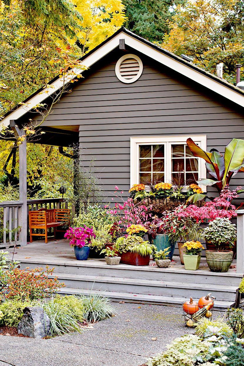20 Essential Curb Appeal Ideas for Front Porches   Front porch ...