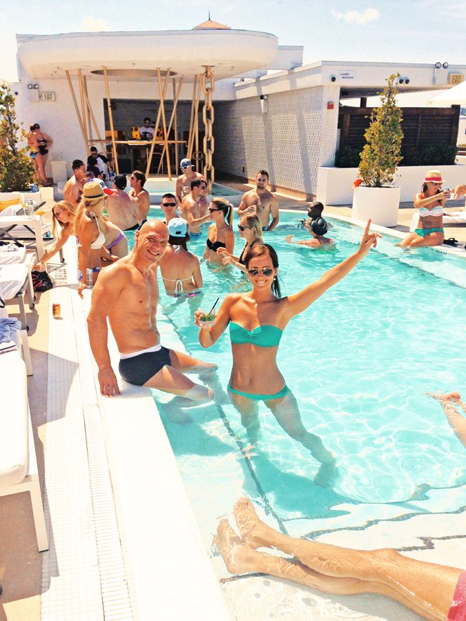 Dream Sundays On Our Rooftop