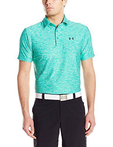 Under Armour Men's Golf Playoff Polo Shirt Twisted Green ... https://www.amazon.com/dp/B01M1K185C/ref=cm_sw_r_pi_dp_x_zUvhybE1W71S9